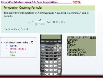 student: HPC: CU 2B: 9.1: Basic Combinations