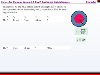 student: HPC: CU 5: 4.1 Day 2: Angles and their Measures