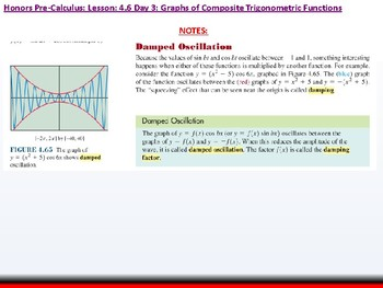student: HPC: CU 6: 4.6 Day 3: Graphs of Composite Trigonometric Functions