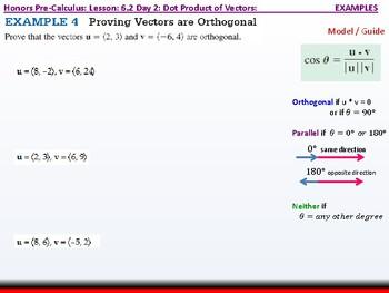 student: HPC: CU 8: 6.2 Day 2: Dot Product of Vectors