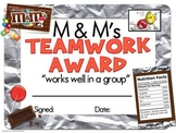 student candy awards