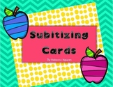 subitizing dot cards