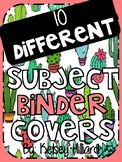 covers sheet for folders (fun cactus design) ONLY $1.00 cl
