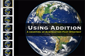 Subtraction Fact Keynote: Using Addition: Differences from 10 Strategy