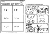 subtraction picture sort( free-temporary product)