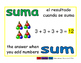 sum/suma prim 1-way blue/verde