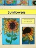 Sunflower Art Lesson