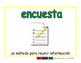 survey/encuesta prim 2-way blue/verde