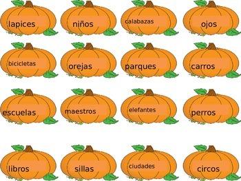 sustantivos singulares y plurales y sustantivos comunes y propios