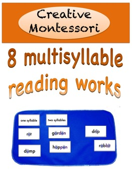 syllable work