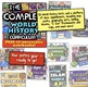 Complete World History Curriculum PLUS 10 Interactive Note