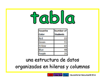 table/tabla prim 2-way blue/verde