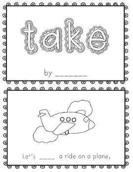 take~ emergent reader