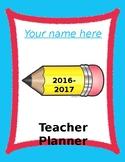 teacher planner bundle