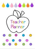 teacher planner survival kit