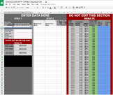 SLO Target Calculator School-Wide License