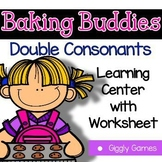 Giggly Games Baking Buddies Double Consonant Learning Cent