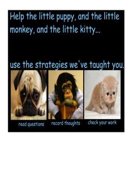 "testing motivator and reminder:  ""Sad Kitty"" pdf"