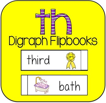th Digraph Flipbooks!