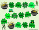 th Digraphs for St. Patrick's Day Board Game