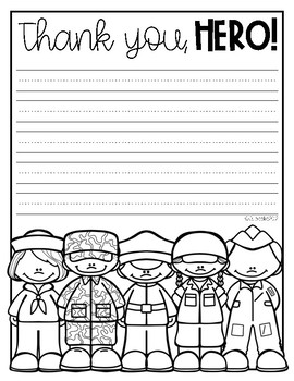 Thank You, Hero! {Free Printables}