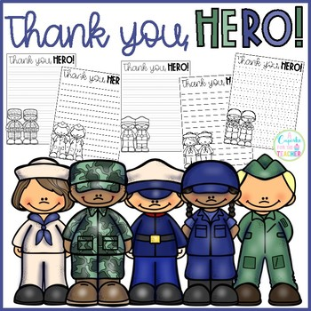 Thank You, Hero! {Free Printables}