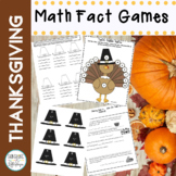 Thanksgiving Math Activities Aligned with Common Core