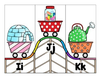 that rhyming cat_roller coaster alphabet_floor puzzle and wall display
