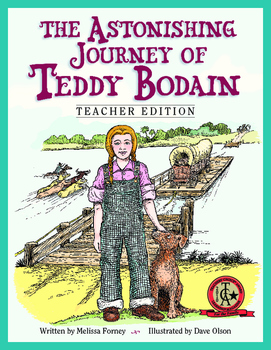 The Astonishing Journey of Teddy Bodain Teacher Edition E-Book