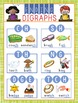 the BRAINY BUNCH - Lang Arts POSTERS -BUNDLE, word families, blends, digraphs,