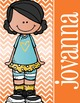 the BRAINY BUNCH - GIRLS - Student Binder Covers - hispanic  {Melonheadz}