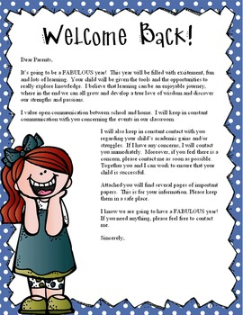 the BRAINY BUNCH - Welcome Back / student activities / classroom forms