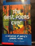 the Best Poems Ever-Poetry Anthology-Collection of Poetry's Greatest Voices