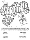 the Everything Art Bundle: a growing bundle for the art room