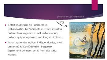 the Iroquois - Social Studies