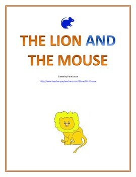 Sight Word: and - THE LION AND THE MOUSE