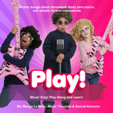 the PLAY CD: Music for teaching special education kids and everyone else!