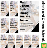 The Ultimate Guide to Earning Extra as a Teacher: The eBoo