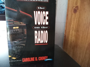 the  VOICE ON THE RADIO           0-590-63919-6