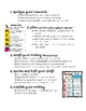 the Writing Process Checklist