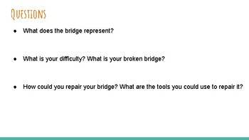 the bridge activity