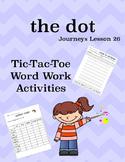the dot Journeys Lesson 26