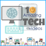 10 Amazing Tech Videos and Activity