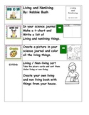 think tank: living and nonliving