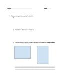 third grade math assessment task: re-engagement activity