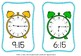 time task cards plus flash cards(free)