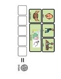 token chart