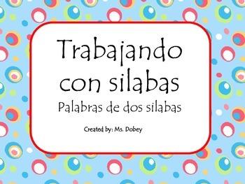 trabajando con silabas