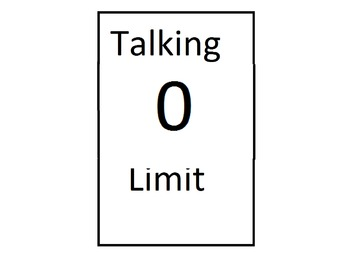 traffic sign to manage a loud class