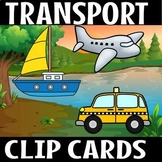 transport clipcards (freebie)